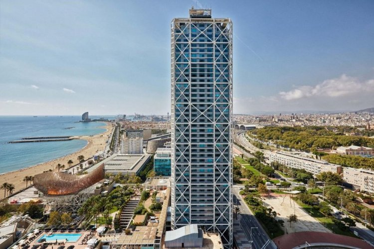 فندق ارتس برشلونة