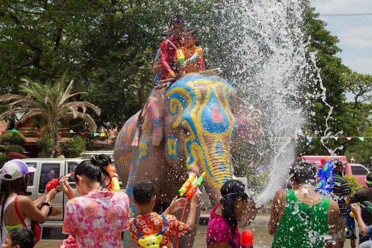 احتفالات سونغكران