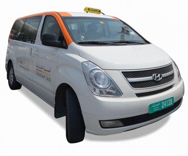 سيارة اجرة الشارقة عائلية