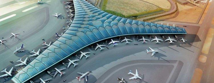اطلاق مشروع مبني الركاب الجديد لبضاعف سعة مطار الكويت الدولي 5 مرات