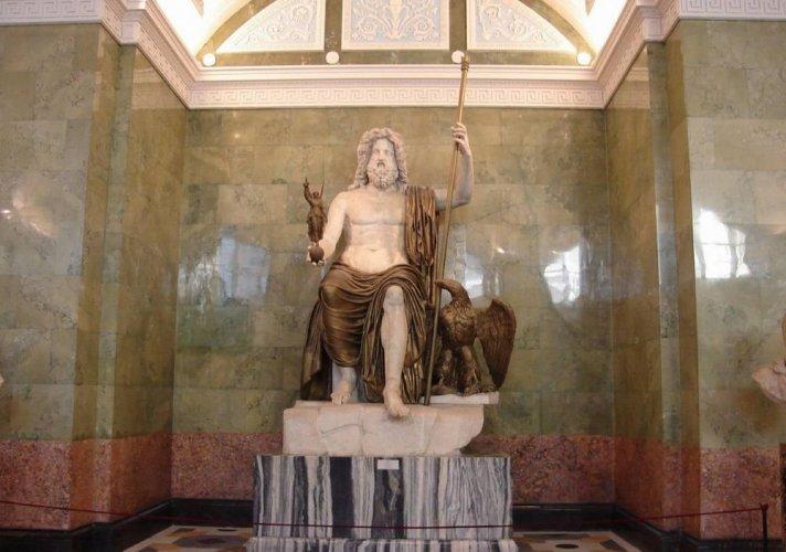 تمثال زوسبأولمبيا