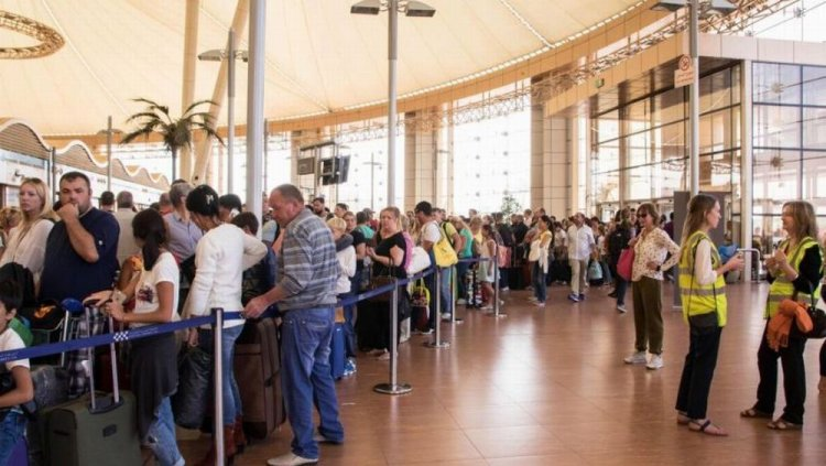 رفض بريطانيا رفع حظر السفر لشرم الشيخ