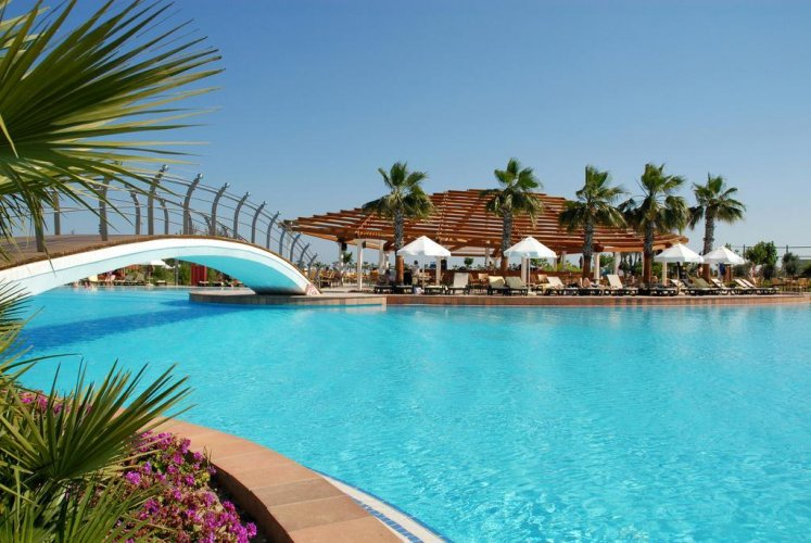 فندق باروت لارا في انطاليا