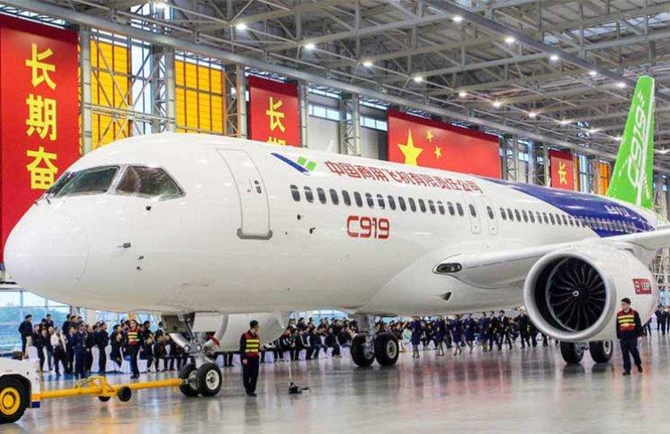 طائرة روسية صينية تنافس جميع شركات الطيران