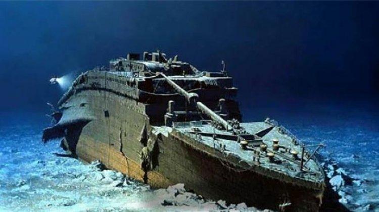 بكتيريا تلتهم حطام سفينة تايتنك
