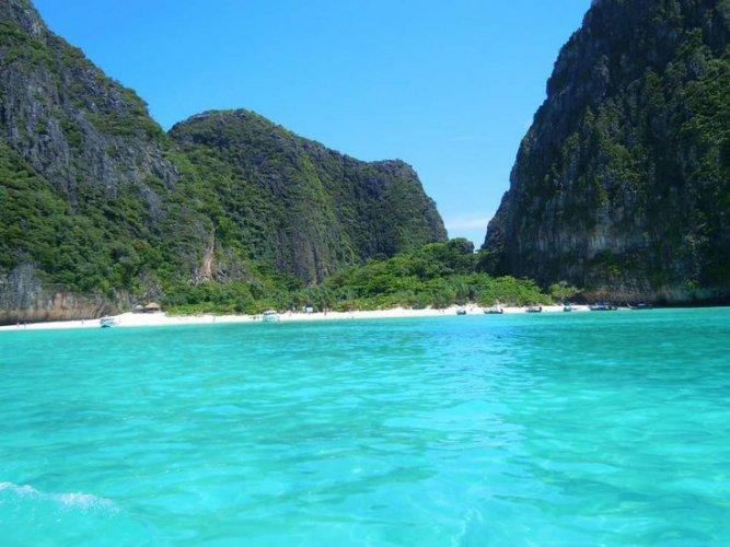 جزيرة في في .. أجمل جزر تايلاند