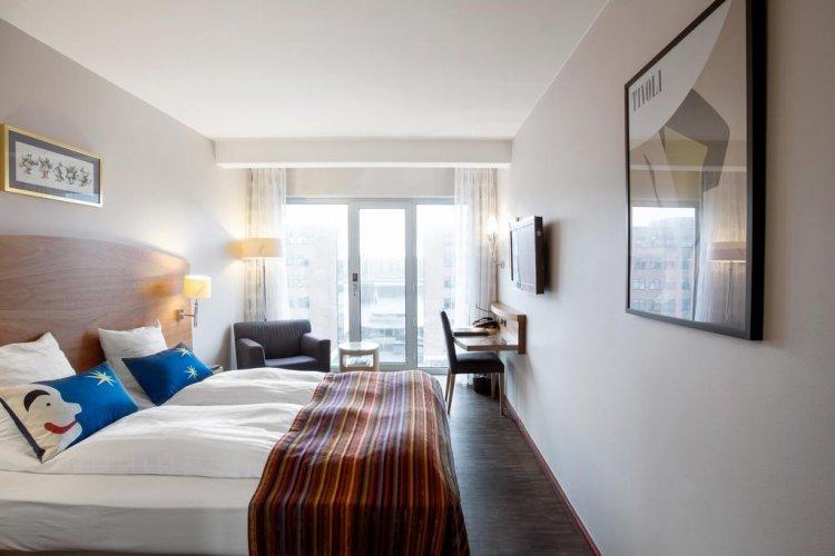 فندق تيفولي في كوبنهاجن