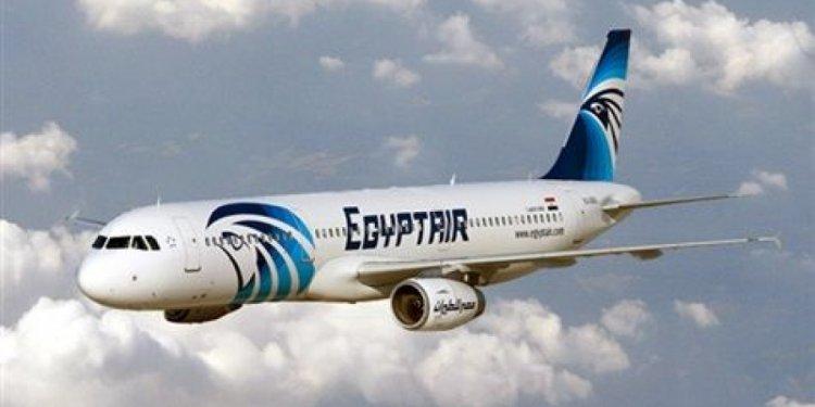 حريق في محرك طائرة مصر للطيران المتجهة إلي بكين