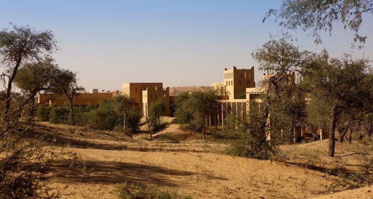 منتجع صحراء الوادي