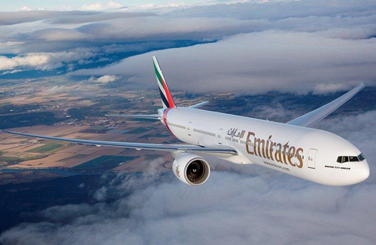 طيران الإمارات في رمضان