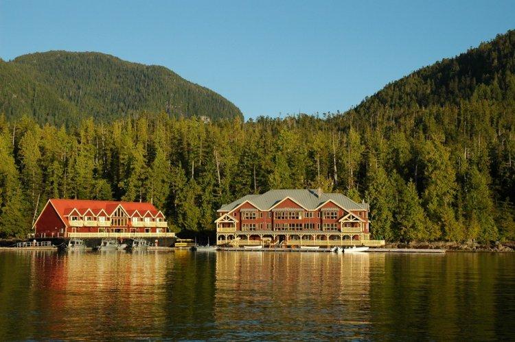 فندق الكينج باسيفيك لودج فى كندا