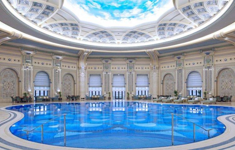 فندق الريتز كارلتون مقر اقامة ترامب فى السعودية