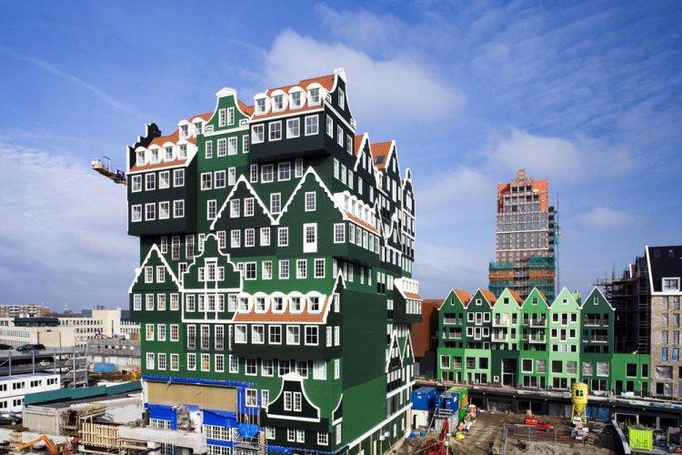 فندق انتل أمستردام زاندام هولندا