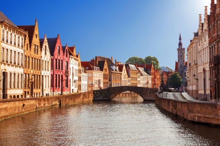 مدينة بروج ببلجيكا