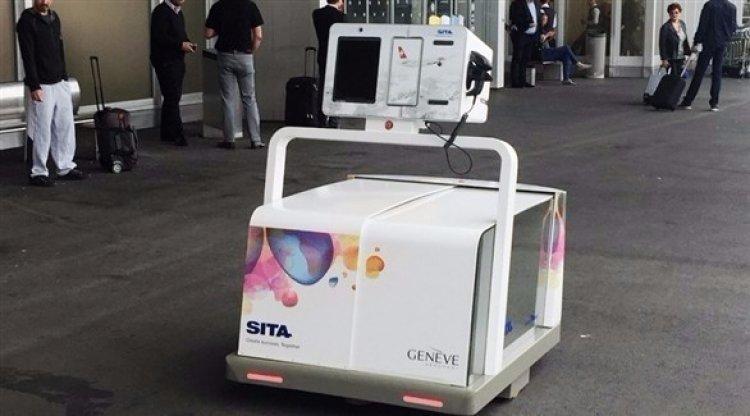 أكشاك روبوتية بالإمارات لإنهاء اجراءات السفر