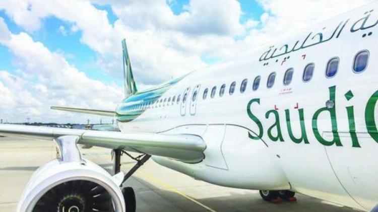 السعودية الخليجية توقع اتفاقا على شراء 16 طائرة بوينج 777
