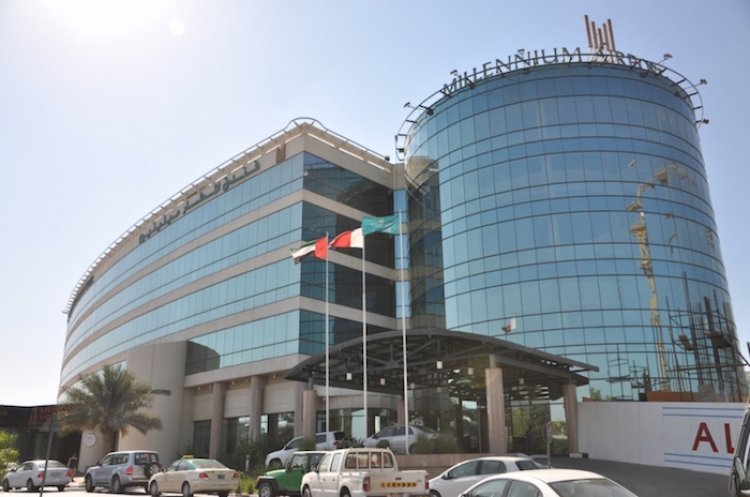 فندق ملينيوم مطار دبي في دبي