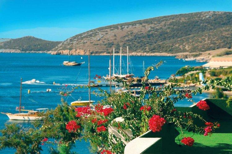 تركيا أهم الوجهات السياحية