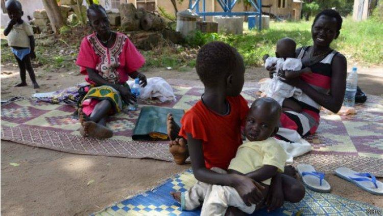 الكوليرا فى السودان