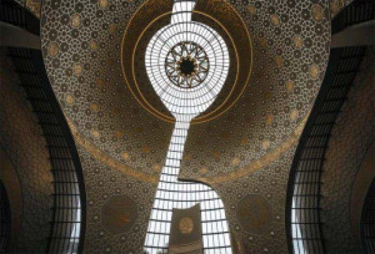 إفتتاح أكبر وافخم مسجد بأوروبا في ألمانيا