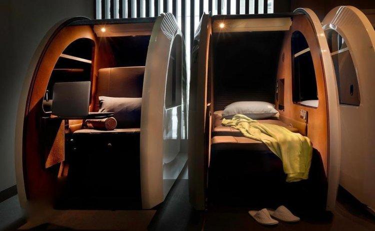 افتتاح صالة النوم