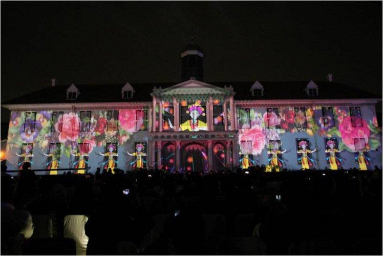 مهرجان آسيان الادبي 2017 يقام في مدينة جاكرتا القديمة باندونيسيا