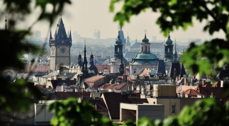 المدينة الذهبية براغ