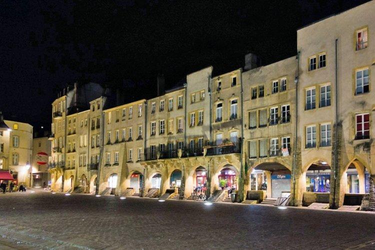 أهم الأماكن السياحية في مدينة ميتز الفرنسية