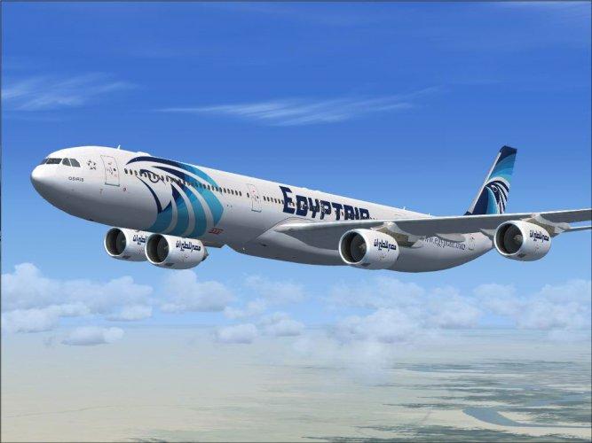 مصر للطيران تخفض الرسوم على رحلاتها الى كوانزو والكويت ودبي والشارقة