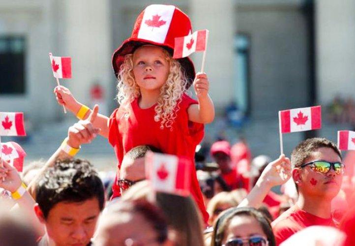 يوم كندا الوطني