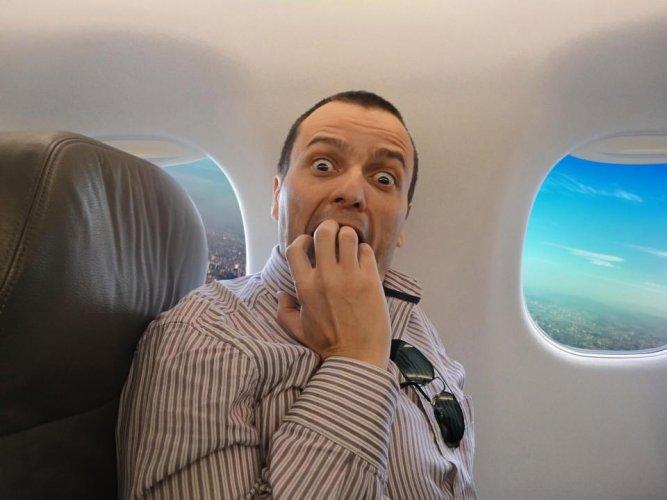 نصائح للتغلب على الخوف من ركوب الطائرات