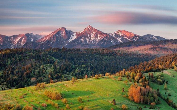 الطبيعة في سلوفاكيا