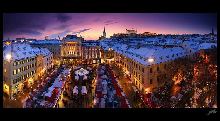 اماكن سياحية في سلوفاكيا