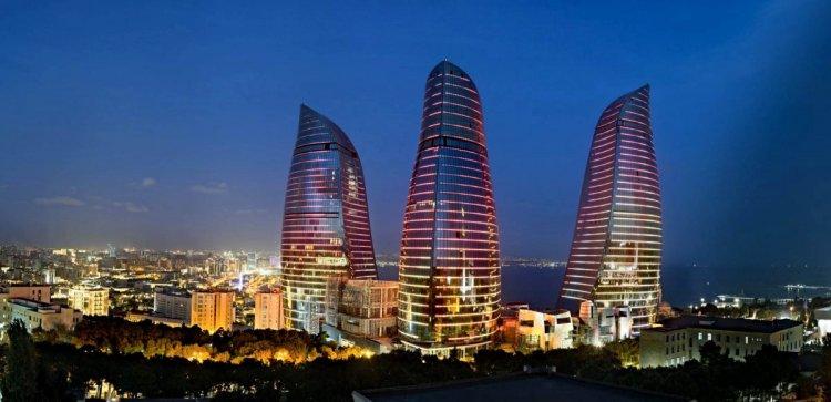 مدينة باكو اذربيجان