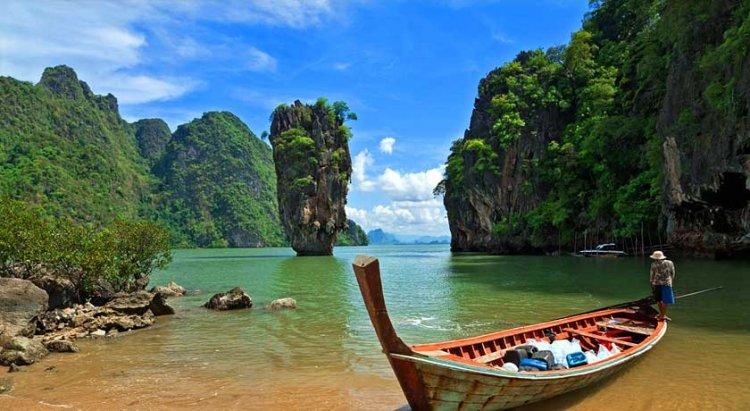 السفر الى تايلاند