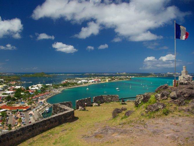اجمل جزر البحر الكاريبي