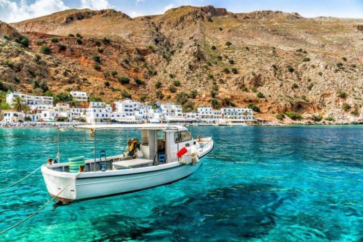 الجزر في اليونان