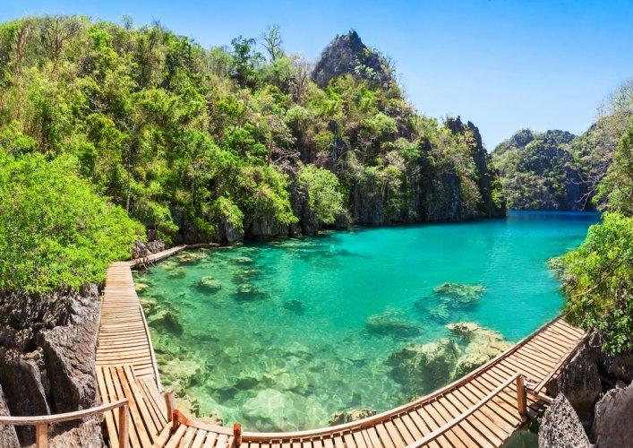 شواطئ جزيرة بالاوان