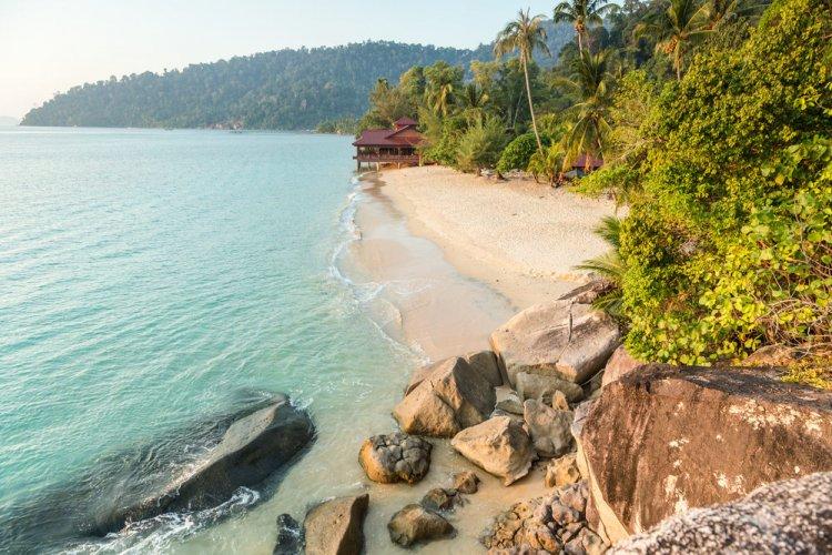 جزيرة تيومان في ماليزيا