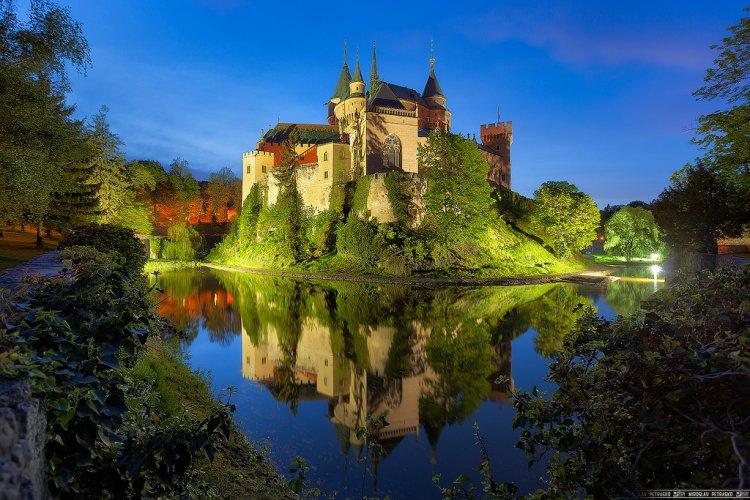 قلعة بوجناز سلوفاكيا