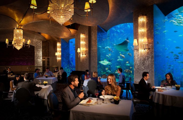مطعم اوسيانو دبي