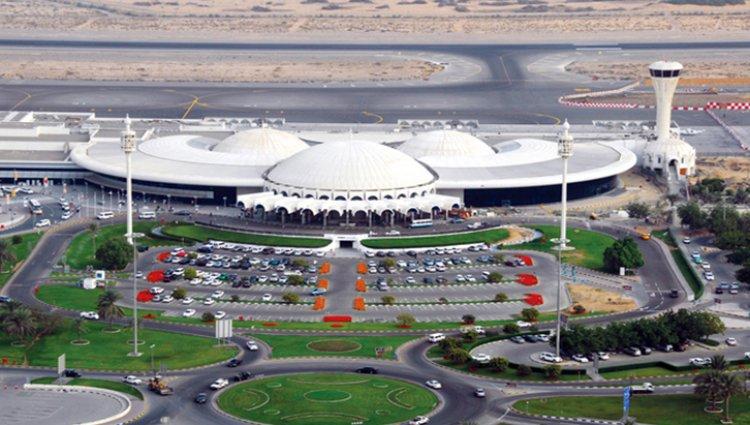 مطار الشارقة الدولي يوقع اتفاقيتين لتشغيل مبنى الطيران ب 110 مليون درهم
