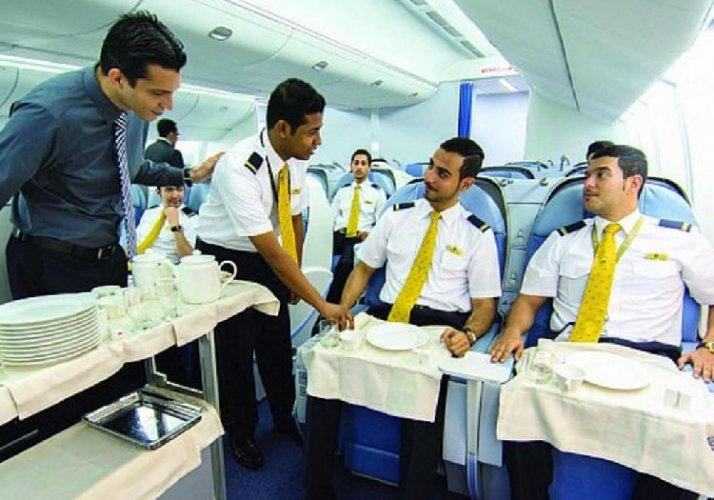 طيران ناس تعلن عن فرص عمل للسعوديين في وظيفة مضيف جوي