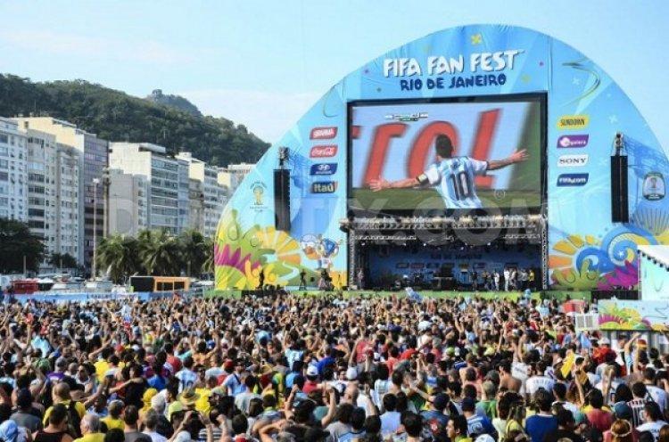 مهرجان كأس العالم