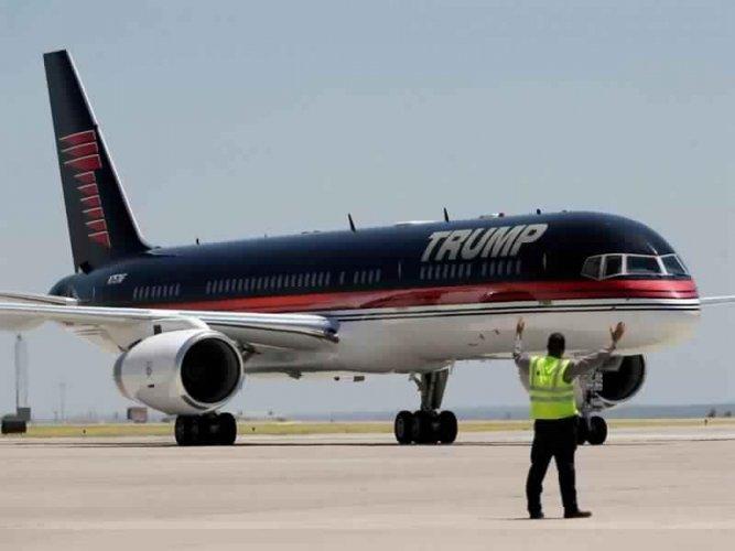 طائرة ترامب الخاصة