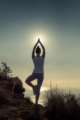 SHA Yoga in the Lighthouse