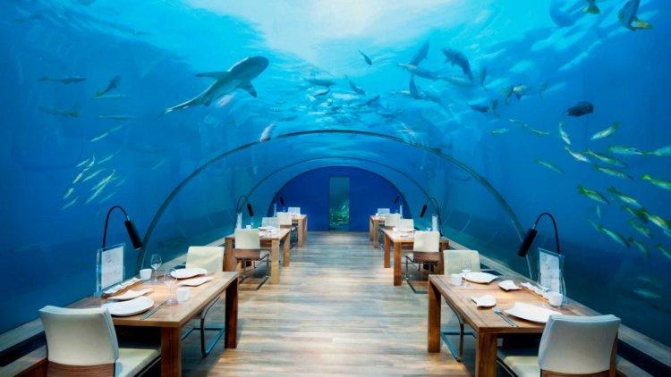 كنراد جزيرة ررانجالى المالديف