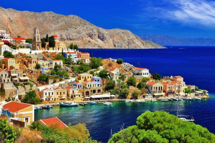 اجمل جزر اليونان الجبلية جزيرة ايكاريا