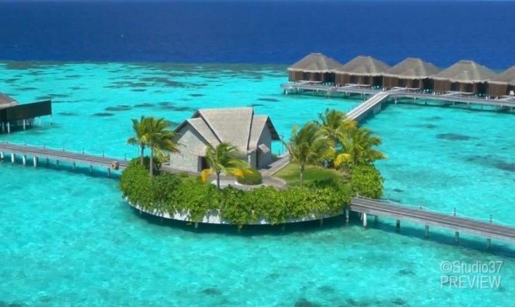 الإقامة فى جزر المالديف