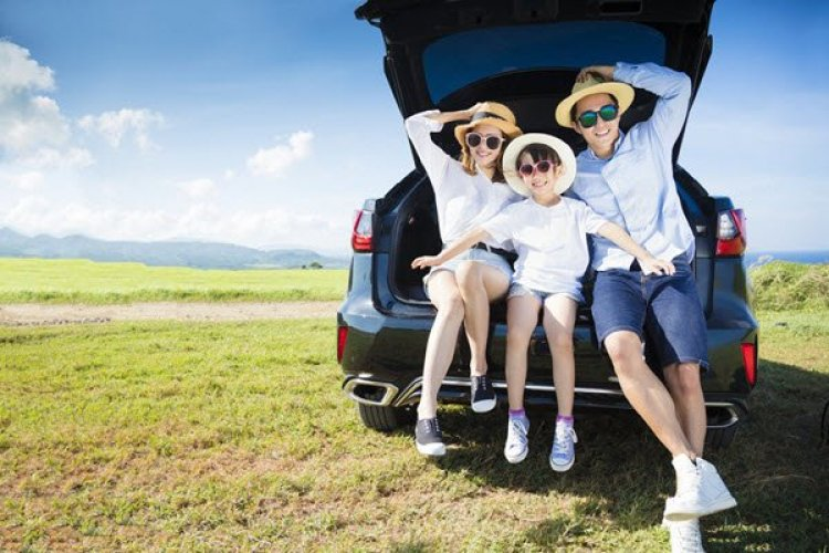 السفر في الصيف
